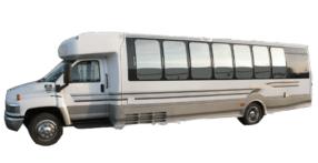 26 Passenger Limo Bus - Robinson Limo