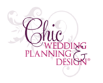 Chic Wedding Planning & Design | Official Logo
