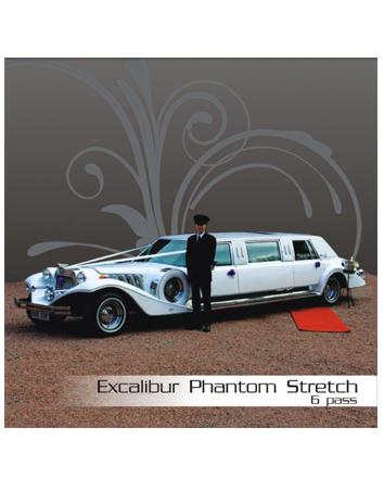 Excalibur Phanton Strecth Limo - Robinson Limo